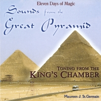 Maureen J. St. Germain | Sounds from the Great Pyramid