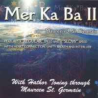 Maureen J. St. Germain | Merkaba Meditation II and Unity Breath