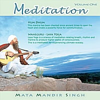 Mata Mandir Singh | Meditation Series, Vol. One - Hum Dhum and Waheguru