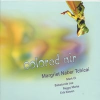 Margriet Naber Tchicai | Colored Air