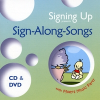 Moey's Music Party | Signing Up Presents Sign-along-songs