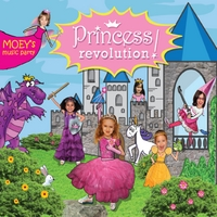 Moey's Music Party | Princess Revolution!