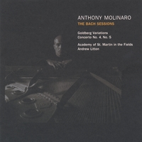 Anthony Molinaro | The Bach Sessions