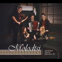Molodtsi Chabluk Family & Friends | Ukrainian Dance Melodies II