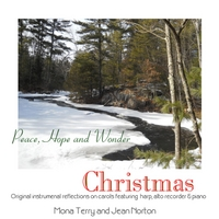 Mona Terry & Jean Norton | Peace Hope and Wonder ... Christmas