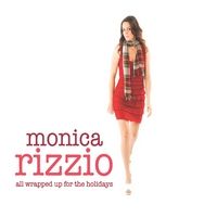 Monica Rizzio | All Wrapped Up For The Holidays