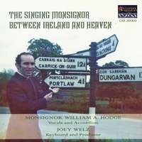 Monsignor William A. Hodge | Between Ireland and Heaven