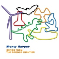 Monty Harper | Songs From the Science Frontier
