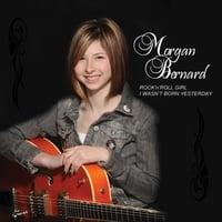 Morgan Bernard | Rock'n'Roll Girl / I Wasn't Born Yesterday - Ep