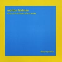 Morton Feldman | Early and Unknown Piano Works