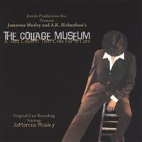 JaMarcus Mosley | The Collage Museum : A Jazz Cabaret That Calls For A Cure