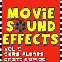 Movie Sound Effects | Vol. 5 Cars, Planes, Boats & Bikes