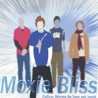 Moxie Bliss | Halfway Between the Snow and Angels