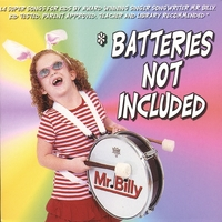 Mr. Billy | Batteries Not Included