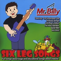 Mr. Billy | Six Leg Songs