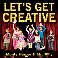 Mr. Billy & Monty Harper | Let's Get Creative with Monty Harper and Mr. Billy