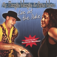 Mr. Boogie Woogie & Anna Warr | Live At the Duke