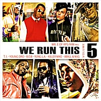 Various Artists | We Run This, Vol. 5 (mixed by Mr. E of RPS Fam)