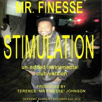 Mr Finesse | Stimulation (Instrumental club version)