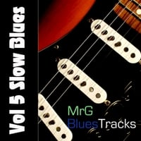 MrG Blues Tracks | Vol. 5: Slow Blues All Keys