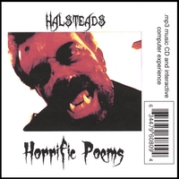 Mr. Halstead | Halsteads Horrific Poems
