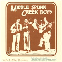 Middle Spunk Creek Boys | Middle Spunk Creek Boys