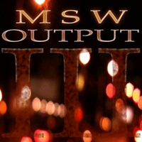 MSW | Output 3