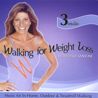 Muscle Mixes Music, Inc. | Leslie Sansone: Walking for Weight Loss 3 Mile