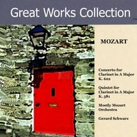 Mostly Mozart Orchestra | Musically Speaking Mozart Clarinet Concerto & Quintet