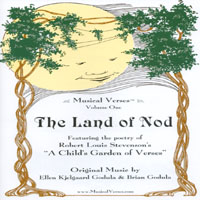 Musical Verses, Volume 1 | The Land of Nod, by: Brian & Ellen Godula