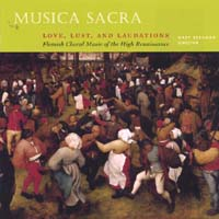 Musica Sacra | Love, Lust, and Laudations: Flemish Choral Music of the High Renaissance
