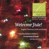 Musica Sacra | Welcome Yule! English Christmas Carols and Motets