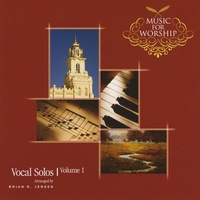 Music for Worship | Vocal Solos, Vol. 1