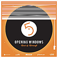 Various Artists | Musicians at Microsoft: Opening Windows, Vol. 5