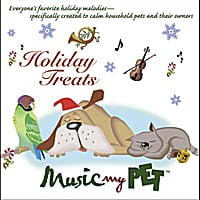 Music My Pet | Holiday Treats
