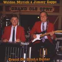 Weldon Myrick & Jimmy Capps | Grand Ole Steel & Guitar