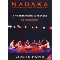 Nadaka & The Basavaraj Brothers | Live In Paris