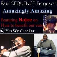 Paul Sequence Ferguson | Amazingly Amazing