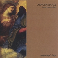 Nancy Brougel | Arpa Barroca / Baroque Harp