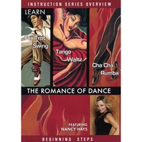 Nancy Hays | The Romance of Dance: Instruction Series Overview