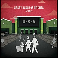 Nasty Bunch of Bitches | Apathy