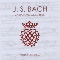 Nadine Deletaille | J.S.Bach - Variations Goldberg Aria and 30 Variations BWV 988