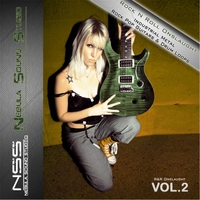 Nebula Sound Studio | Rock & Roll Onslaught: Guitars, Synths & Drum Loops, Vol. 2