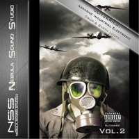 Nebula Sound Studio | Blitzkrieg! Abrasive Industrial Electronic Drum & Synth Loops, Vol. 2