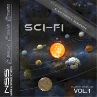 Nebula Sound Studio | Planetary Exploration: Space Age Synth Loops & Sequences, Vol. 1