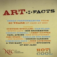 Various Artists | New England Conservatory Jazz 40: Artifacts
