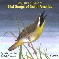 John Neville & Mel Coulson | Beginners Guide to Bird Songs of North America