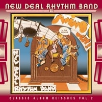 New Deal Rhythm Band | Swing Out in the Groove