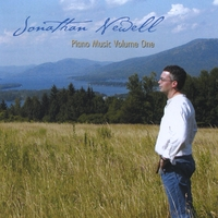 Jonathan Newell | Jonathan Newell - Piano Music Volume One