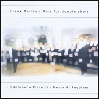 New London Singers | Frank Martin Mass for double choir & Ildebrando Pizzetti Messa di Requiem